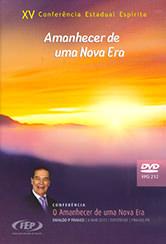 dvd-XV CEE Amanhecer de Uma Nova Era (O)