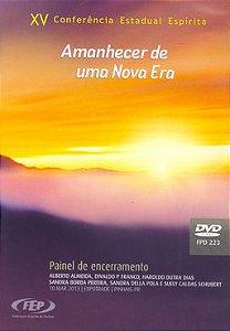 dvd-XV CEE Painel de Encerramento