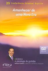 dvd-XV CEE Psicologia da Gratidão (A)