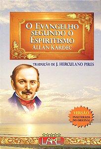 Evangelho Segundo o Espiritismo (O) (Normal Luxo)
