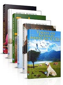 Coleção - Espiritualidade Nos Animais / Marcel Benedeti