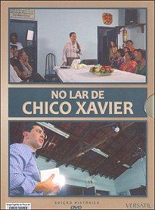 DVD-No Lar de Chico Xavier (Triplo)