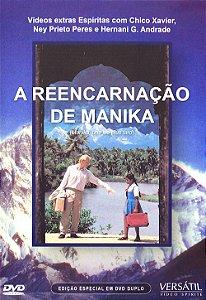 DVD-Reencarnação de Manika (A)