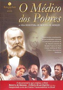 DVD-Médico dos Pobres (O)-A Vida Redentora de Bezerra de Menezes