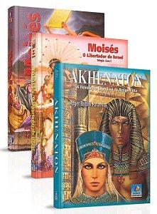 Coleção - Revolução Espiritual do Antigo Egito (A)