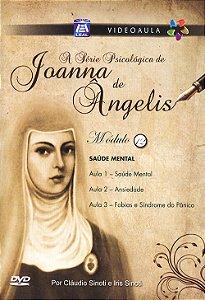DVD-Joanna de Ângelis Mod12