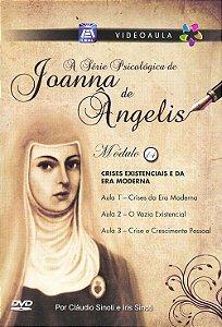 DVD-Joanna de Ângelis Mod14  - 12103
