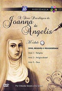 DVD-Joanna de Ângelis Mod18