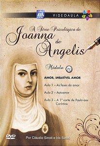 DVD-Joanna de Ângelis Mod20