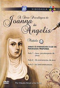 DVD-Joanna de Ângelis Mod22