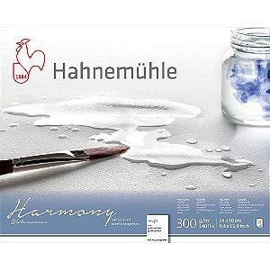 Bloco Aquarela Harmony G.T. 24x30cm 300g 12fls