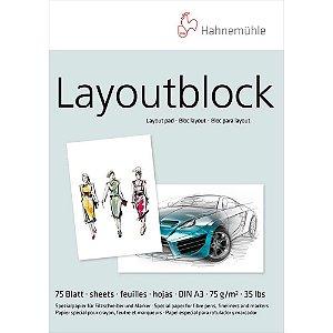 Bloco Layout Pad A3 75g 75Fls