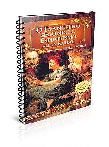 Evangelho Segundo o Espiritismo (O) (N.Espiral Luxo)