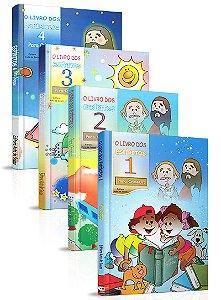Coleção - O Livro dos Espíritos Para Crianças