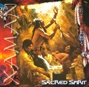 CD-Xaman Sacred Spirit - Vol 1