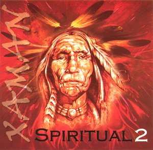 CD-Xaman Spiritual Vol 2