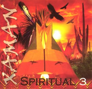CD-Xaman Spiritual Vol 3