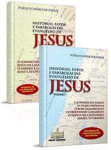 Coleção - Histórias, Fatos e Parábolas do Evangelho de Jesus
