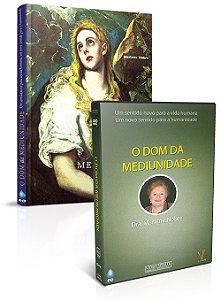 Kit- O Dom da Mediunidade (Livro+DVD)