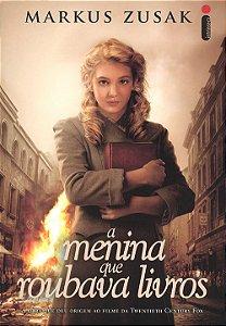Menina Que Roubava Livros (A)- Capa Filme