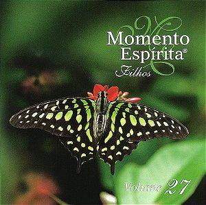 CD-Momento Espírita Vol27 Filhos