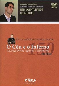 DVD-XVII CEE BEM AVENTURADOS OS AFLITOS
