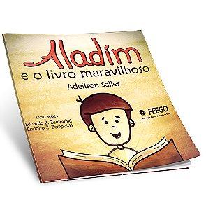 Aladim e o Livro Maravilhoso