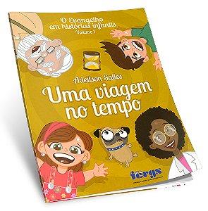 Evangelho Em Histórias Infantis (O) Vol.1