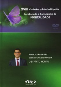DVD-XVIII CEE Espírito Imortal (O)
