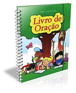 Livro de Oração - Infantil (Espiral)