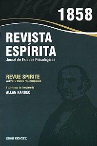 Revista Espírita-1858- Ano I