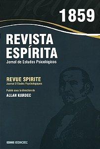 Revista Espírita-1859- Ano II