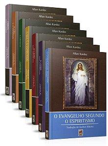 Coleção- Obras Básicas (Lar de Frei Luiz)