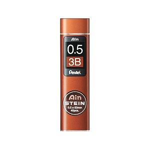 Grafite Pentel Ain Stein 0,5mm 3B - C275-3BO