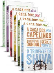 Coleção - Saga dos Capelinos Série II