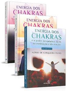 Kit- Energia dos Chakras