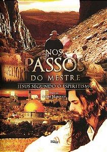 Dvd-Nos Passos do Mestre