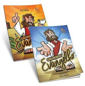 Coleção- Colorindo o Evangelho