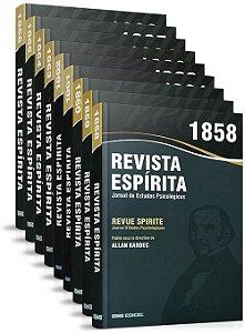 Coleção- Revista Espírita (Edicel)