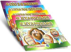 Coleção- Obras Básicas para Infância e Juventude