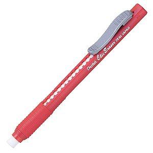 Borracha Clic Eraser Vermelha - ZE22-B