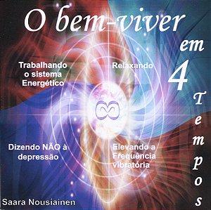 CD-Bem Viver Em 4 Tempos (O)