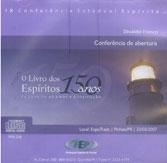 CD-Ix Cee Livro Dos Esp. 150 Anos (Conferência De Abertura)