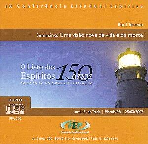 CD-Ix Cee Seminário: Uma Visão Nova Da Vida E Da Morte