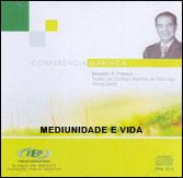 CD-Mediunidade e Vida