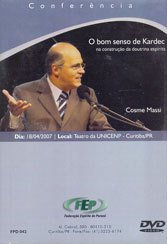 DVD-BOM SENSO DE KARDEC NA CONSTR.DA DOUTR.ESP.