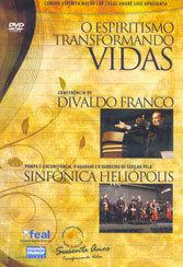 DVD-ESPIRITISMO TRANSFORMANDO VIDAS (O)
