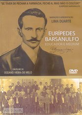 DVD-Eurípedes Barsanulfo Educador E Médium