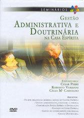 DVD-Gestão Admin. e Dout. na Casa Espírita