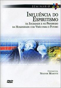 DVD-Influência do Espiritismo